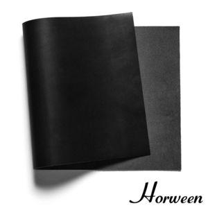 Панель Horween Chromexcel 30х15см (чёрный)