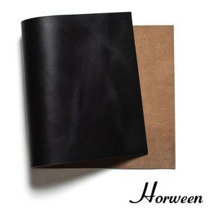 Панель Horween Chromexcel 30х15см (темн.синий)