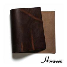 Panel Horween Chromexcel 30x15cm (Brown)