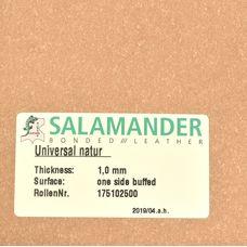 Кожкартон Salamander 0,8мм (33х74см, натур.)