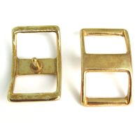 Prong buckle BRP-002 20mm (Brass)