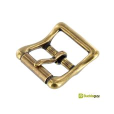 Bag buckle BG-6226 25mm (Antique brass)