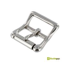 Bag buckle BG-6226 25mm (Nickel)