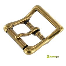 Bag buckle BG-6226 32mm (Antique brass)
