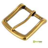 Buckle BG-1049 38 mm (Antique brass)
