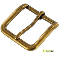 Buckle BG-1110 38mm (Antique brass)