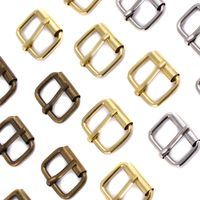 Square buckle ST-163 35mm