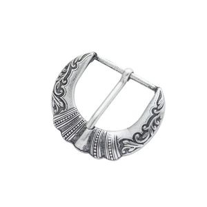Buckle ZAC-2656 38mm (Antique Silver)