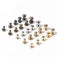 Colar button Wuta 6mm (Brass)