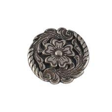 Concho Arabesque Flower