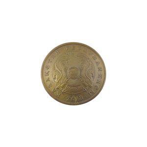 Concho Kazakhstan Emblem (10 tenge, 1997)