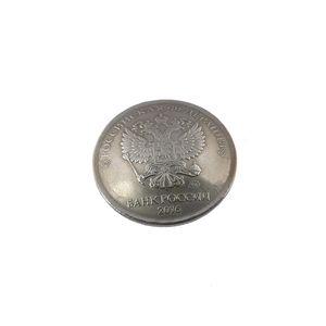 Concho Russian Emblem (1 rouble, 2016)