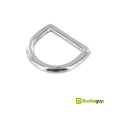 Полукольцо литое BG-012 19 мм (нерж, никель)