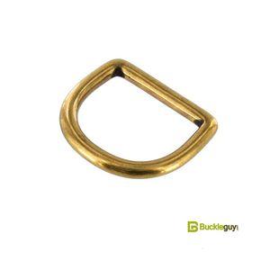 D-Ring BG-016 25mm (Antique Brass)