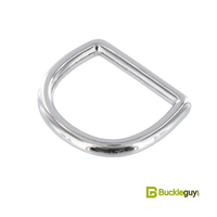 D-Ring BG-016 25mm (Nickel)