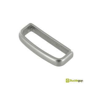 Шлёвка BG-9337 38мм (мат.никель)