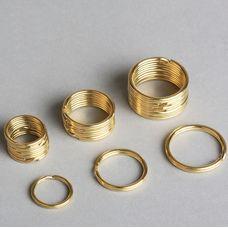 Brass Key ring 32 mm