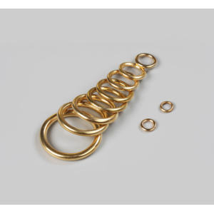 Кольцо литое Wuta 40 мм (латунь)