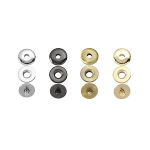 Кнопка магнитная 17мм (круглая, шип)