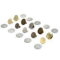 Кнопка магнитная 16 мм (круглая, ультратонкая)