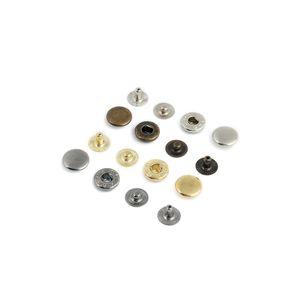 Кнопка Альфа №54 10 мм (сталь)