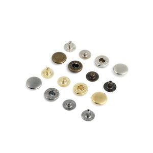 Snap button #54 12.5mm (S-spring, Steel)