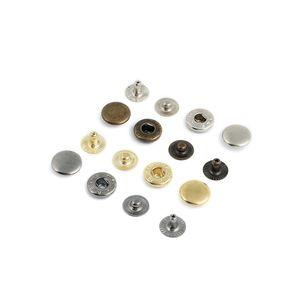 Кнопка Альфа №54 12,5 мм (нерж)