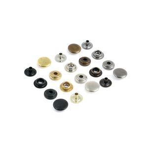 Кнопка кольцевая №61 12,5 мм (нерж)