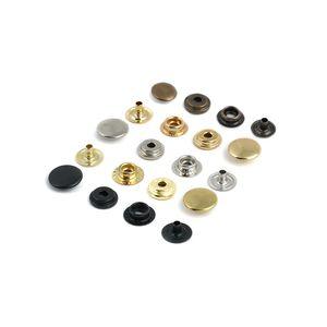 Кнопка кольцевая Wuta №61 15 мм (нерж)
