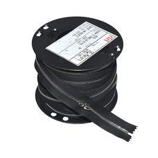 Zipper Riri ME4 2110 (Nickel, Black)