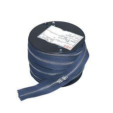 Zipper Riri ME6 2626 (Nickel, Blue)
