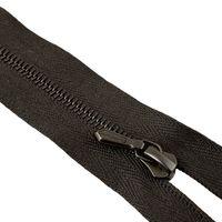 Zipper Riri ME4 GE 2110 (50cm, Black metal, Black)