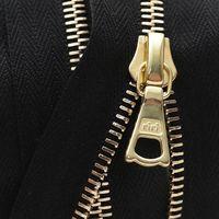 Zipper Riri ME4 GE 2110 (18cm, Gold, Black)