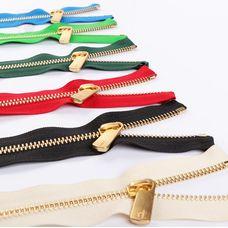 YKK Excella Zipper #3 (Brass)