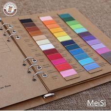 Threads colorchart Meisi (Linen)