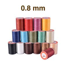 Threads Galaces 0.8 mm (Polyester)