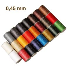 Threads Wuta 0.45mm (Polyester)