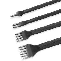 Pricking irons BLACK 3mm