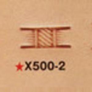 Штамп X500-2