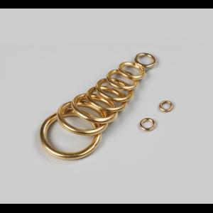 Кольцо литое Wuta 12 мм (латунь)