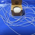 Нитки Meisi 0,35 мм (светящиеся, полиэстер)